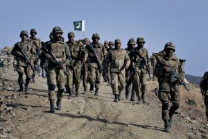 War in North and Problem of Pakistan