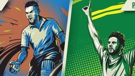 Pakistan India cricket series controversy
