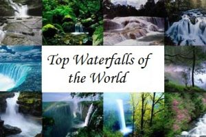 top highest waterfalls of the world