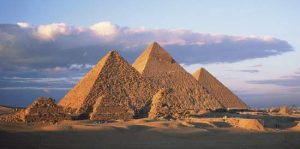 Great Pyramid of Giza (Honorary Candidate)    (Egypt)