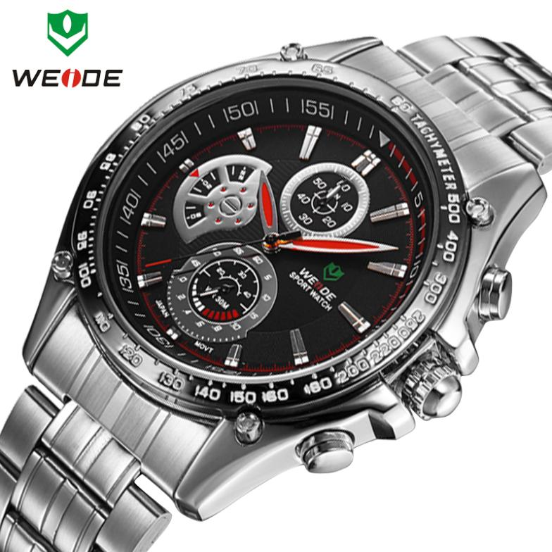 Weide Wrist Watches combination of simple and complicated watches