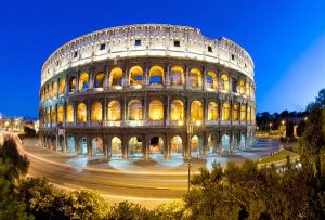 Colosseum or Coliseum (Italy)