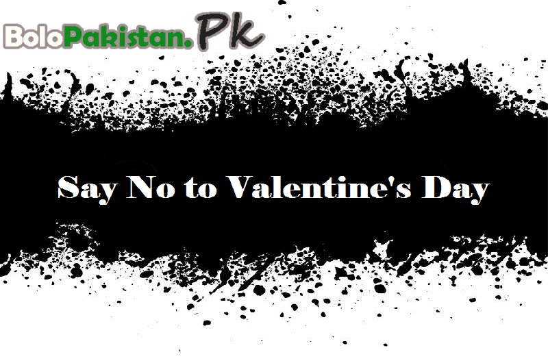 14th February Valentine's Day Marked as Lovers Day