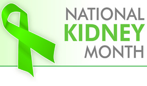symbol of kidney day