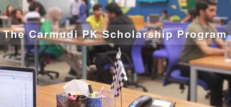 carmudi scholarship program