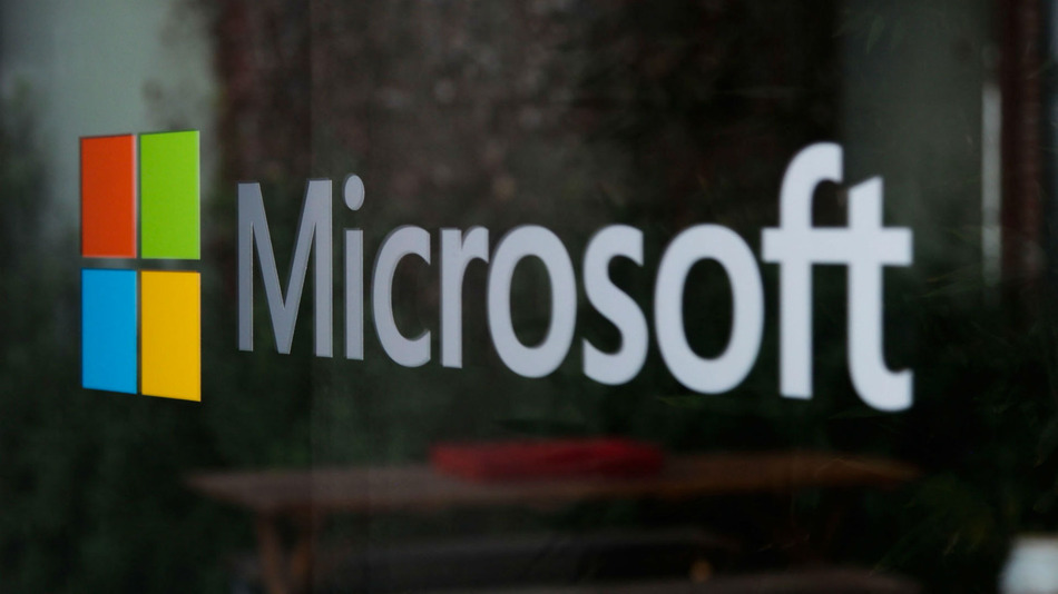 microsoft sues U.S governmet over data requests