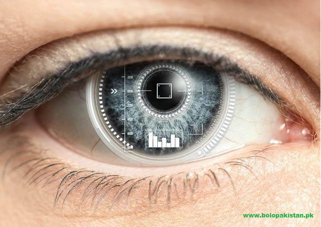 Sony developing smart contact lens
