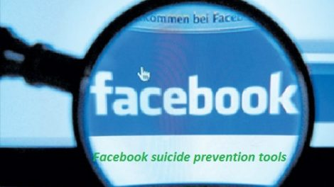 Facebook offers suicide prevention tools to everyone
