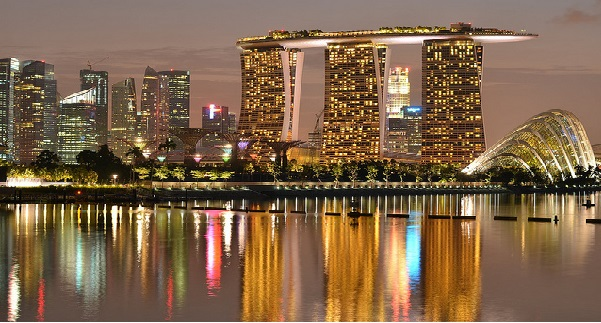 Singapore Rank#1