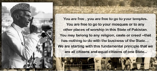 Muhammad Ali Jinnah Founder of Pakistan