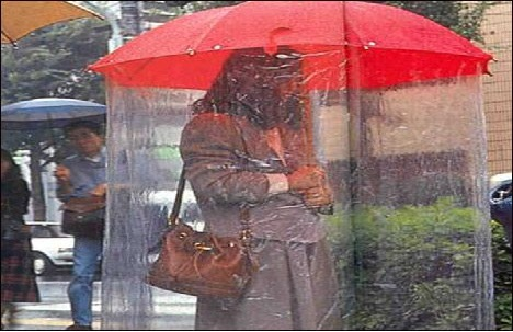 rain tube umbrella