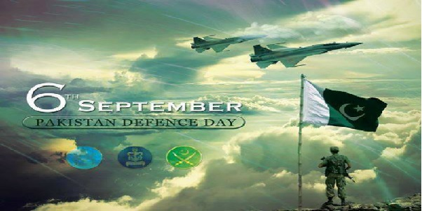 6 September Defence Day Pakistan
