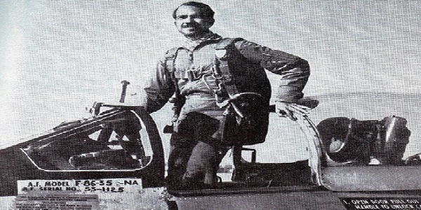 M.M.Alam hero of 1965 war of Indo Pak