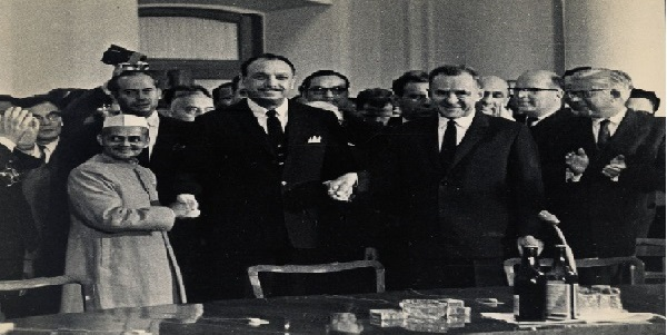 War of 1965 and Tashkent Declaration