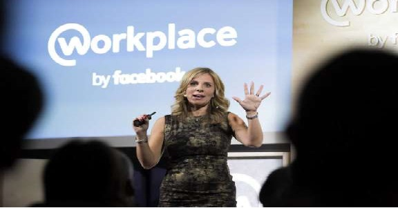 Facebook launches 'Facebook Workplace' A business version