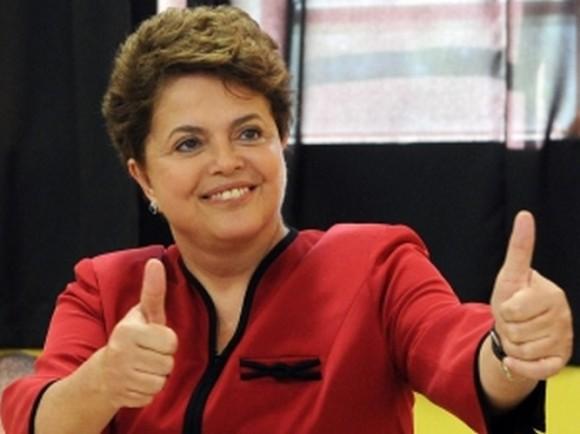 Dilma Vana Rousseff- Brazil