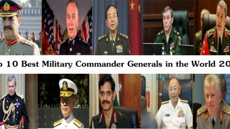 Top 10 Best Military Commander Generals in the World 2016