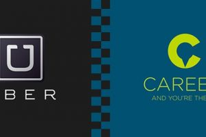 Uber and Careem