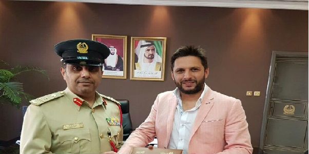 Shahid Afridi's charity to facilitate release off 30 Pakistan prisoners in UAE