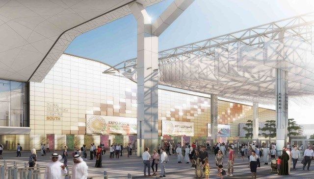 Expo 2020 Dubai expected visitors