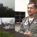 PAF Fighter Jet Crashes Wing Cdr Nouman Akram Embraces Shahadat